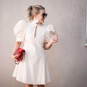 Leith cute bubble sleeve dress